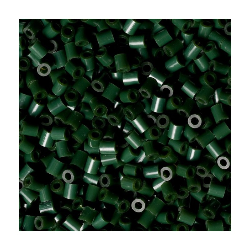 Verde Oscuro Hama Midi 1000