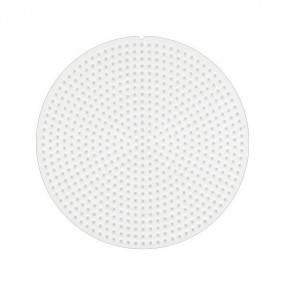 PLACA CIRCULAR HAMA BEADS MINI PEGBOARD