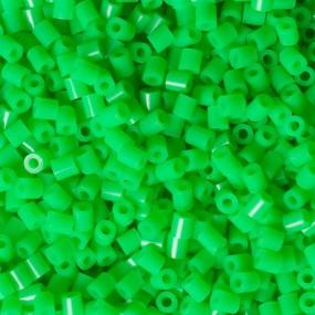 Verde Fluorescente Hama Midi 1000