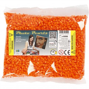 6000 PhotoPearls Naranja nº13