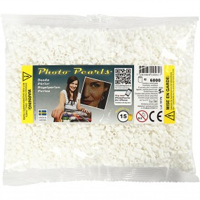 6000 PhotoPearls Blanco nº15