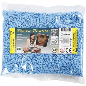 6000 PhotoPearls Azul Claro...