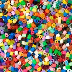 Mix 48 colores Hama Midi 1000