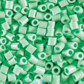 Verde Menta Pastel Hama Beads Midi