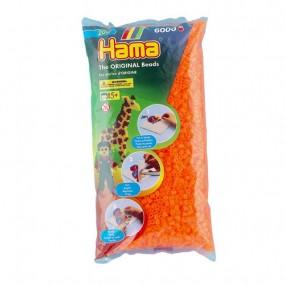 Naranja Neón Hama Midi 6000