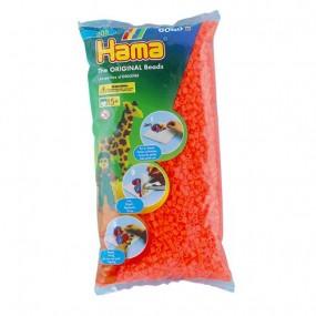 Naranja Fluorescente Hama Midi 6000