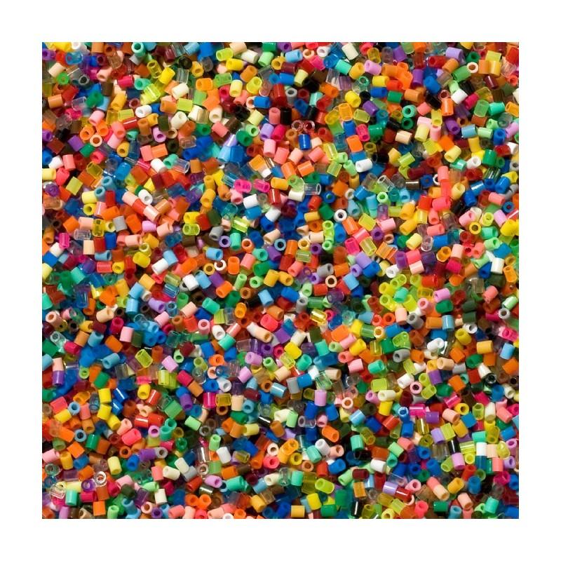 Mix 48 colores Hama Mini 7500