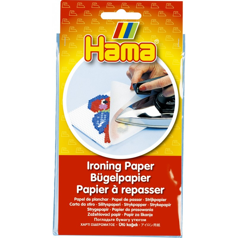 Papel de planchado Hama