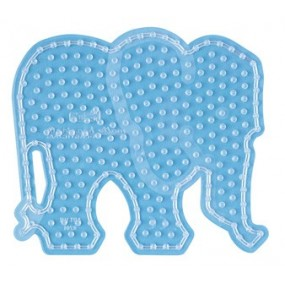 Placa Elefante Hama Maxi